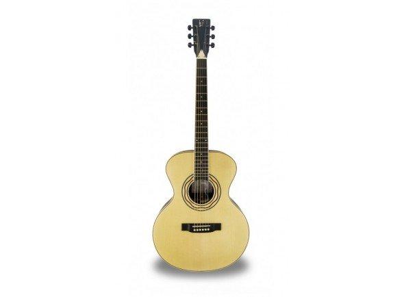 Guitarra Acústica eletrificada 4/4/Outras guitarras acústicas APC EA LUTHIER
