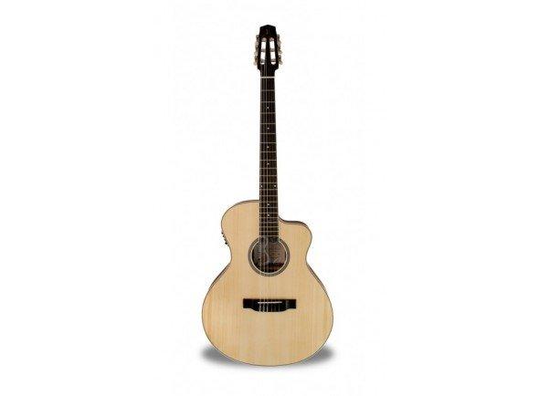 Eletrificada Crossover/Guitarras clássicas eletrificadas APC EA100 CROS CW