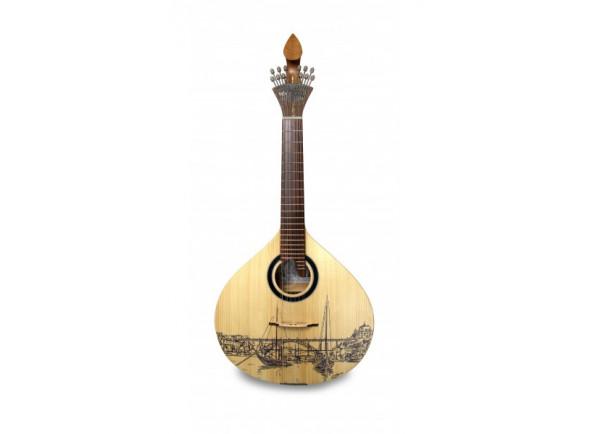 Guitarra de Fado Portuguesa/Guitarras de Fado Portuguesas APC   GFHP CB