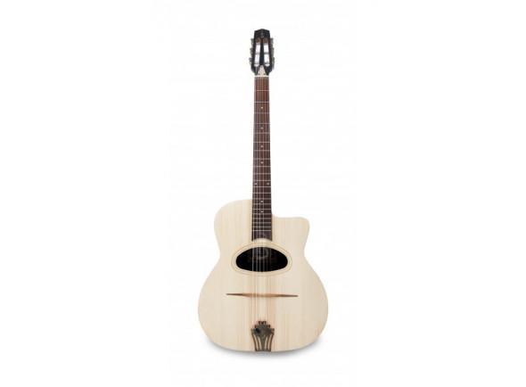 Guitarra Jazz/Outros Instrumentos de Cordas APC   JMD100