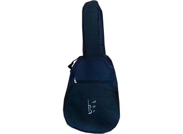 Estojo para guitarra acústica clássica/Sacos/ Estojos APC Saco Almofadado Clássica 3/4