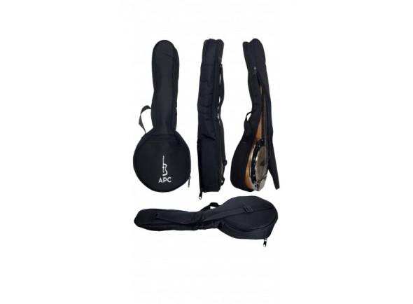Saco para Banjo/Estojos e malas APC  Saco - Banjo Português (SBJPT A)