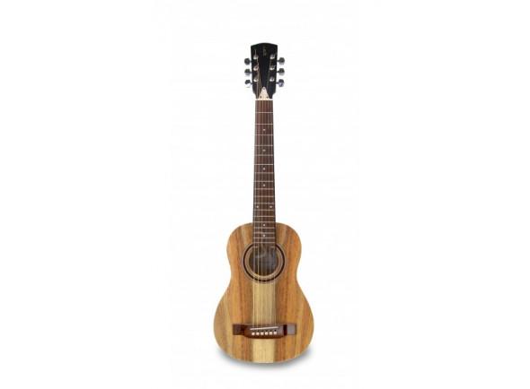 Guitarra de Viagem/Outros instrumentos de corda APC  TR200 KOA KOA ST