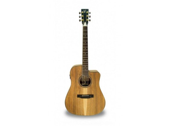 Western Guitar/Guitarras Dreadnought APC WG 300 KOA KOA CW