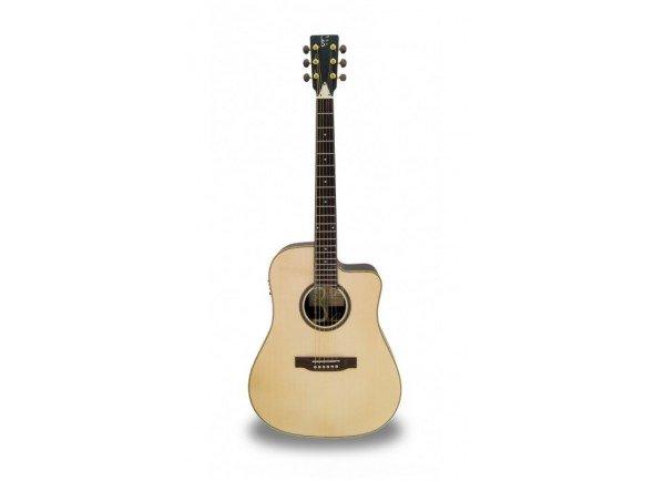 Western Guitar/Outras guitarras acústicas APC WG 300 PSI CW