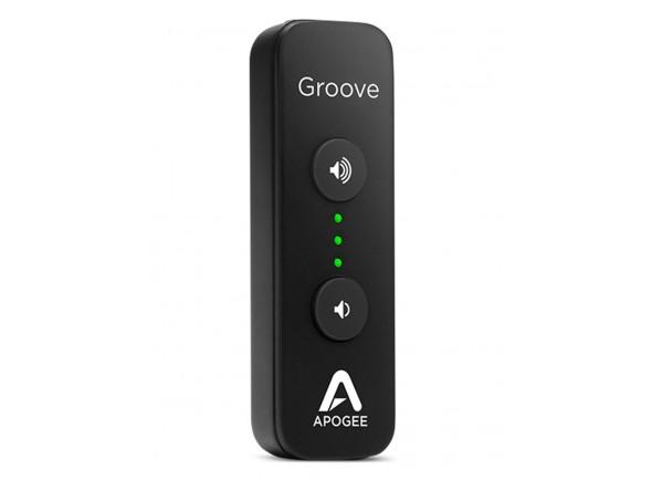 Interfaces de áudio Thunderbolt Apogee Groove USB 2.0 DAC & Headphone Amp
