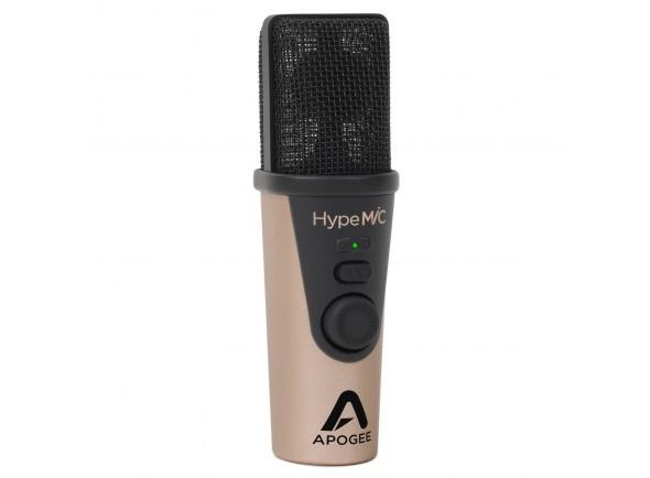 Microfone USB Apogee HypeMiC