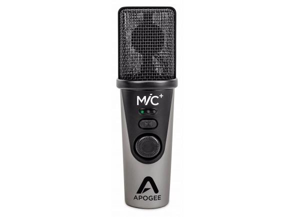 Microfone de membrana grande Apogee MiC Plus
