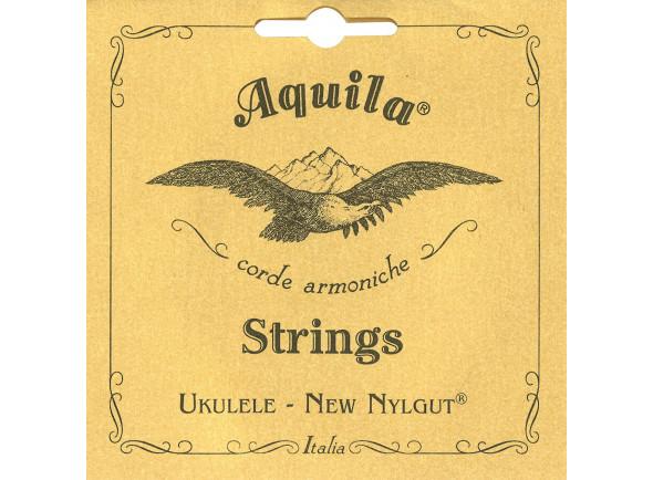 Cordas para ukulele Aquila  Concerto Regular Nylgut WH