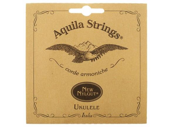 Jogos de cordas para ukulele Aquila Jogo de Cordas Ukelele Soprano