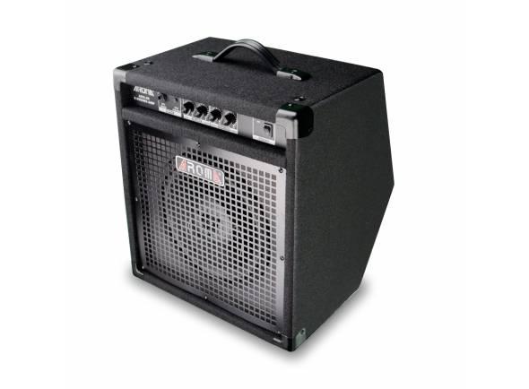 Amplificador para Bateria/Monotorização para baterias Aroma ADX-30
