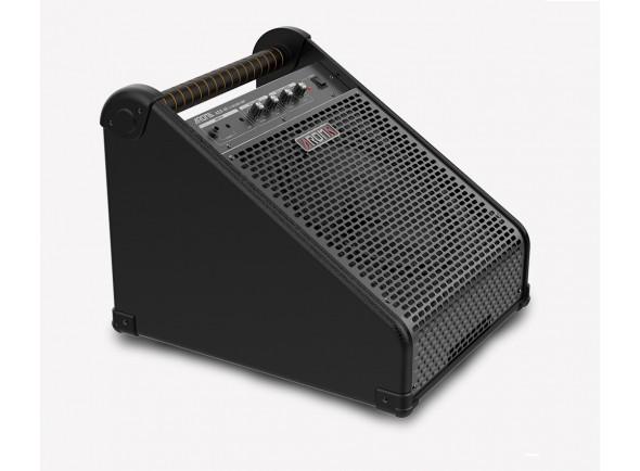 Amplificador para Bateria Eletrónica 40W/Monotorização para baterias Aroma ADX40