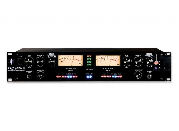 Pré-amplificador ART Pro MPA II