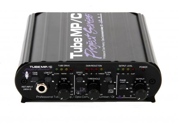 Pré-amplificador ART Tube MP/C