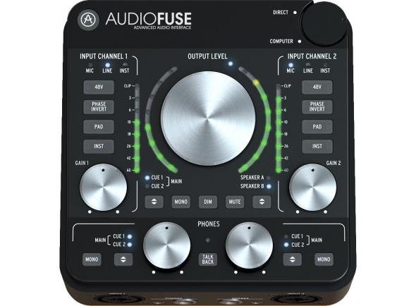 Interface Áudio USB Arturia AudioFuse REV2