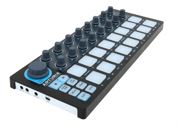 Sequenciadores de ritmos Arturia Beatstep Black Edition