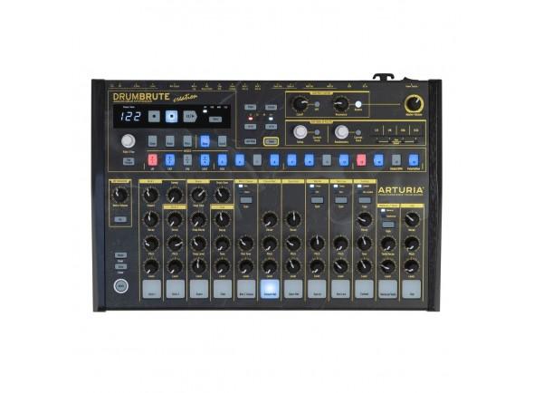 Sintetizador de Drum Analógico/Sintetizadores Arturia DrumBrute Creation Edition