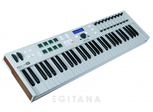 Teclados MIDI Controladores Arturia KeyLab Essential 61