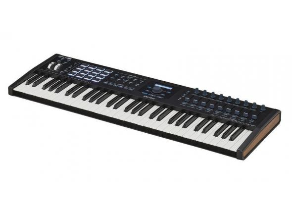 Teclados MIDI Controladores Arturia KeyLab MkII 61 Black