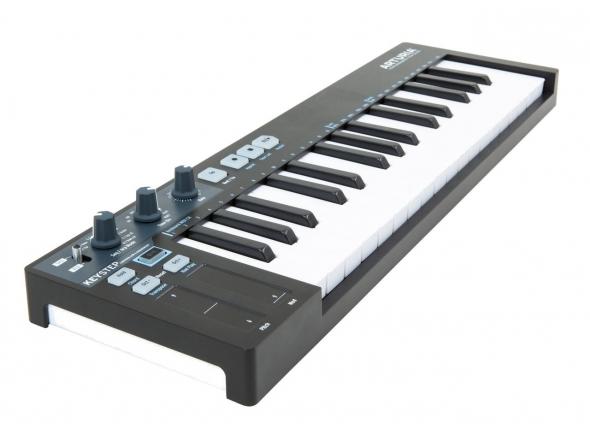 Teclados MIDI Controladores Arturia Keystep Black Edition