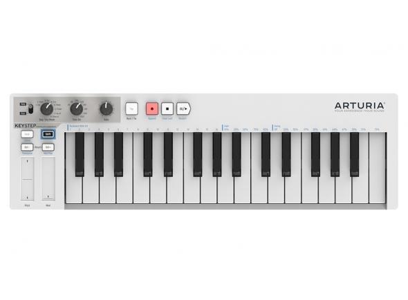 Teclados MIDI Controladores Arturia KeyStep