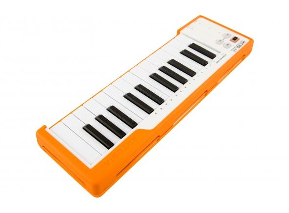Teclados MIDI Controladores Arturia MicroLab Orange