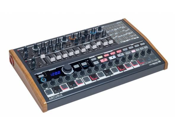 Módulos de sons/Sintetizadores e Samplers Arturia Minibrute 2S
