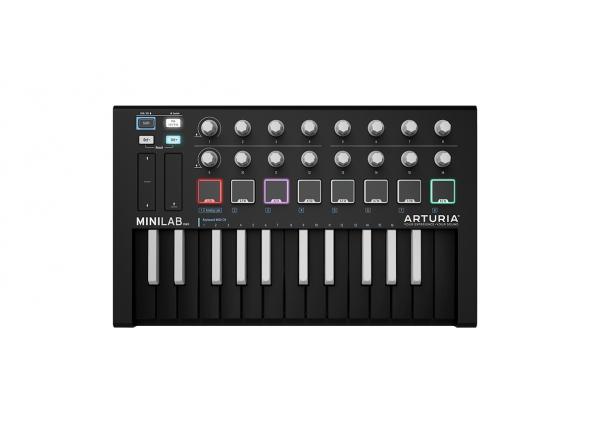 Teclados MIDI Controladores Arturia MiniLab MKII Inverted Edition