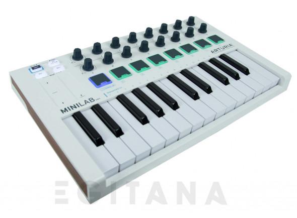 Teclados MIDI Controladores Arturia MiniLab MKII