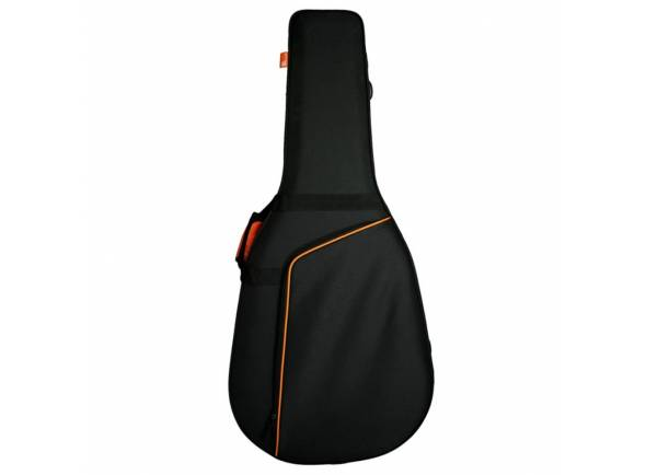 Estojo para guitarra acústica clássica/Estojo para guitarra acústica clássica Ashton ARM2400W