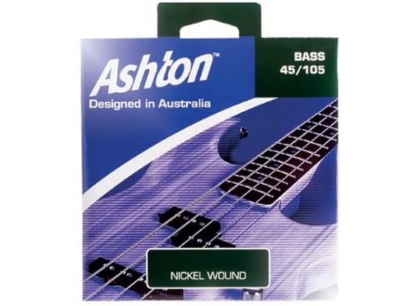 Jogo de cordas .045 para baixo elétrico de 4 cordas Ashton  BS45105 45 - 105