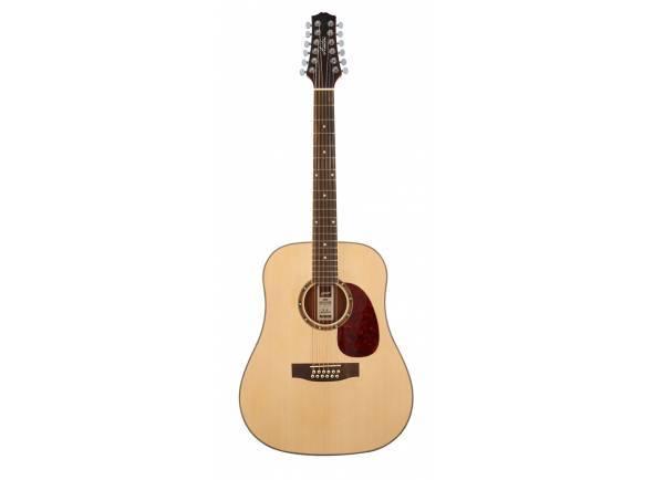 Guitarra Acústica/Guitarras Dreadnought Ashton D25/12 Cordas