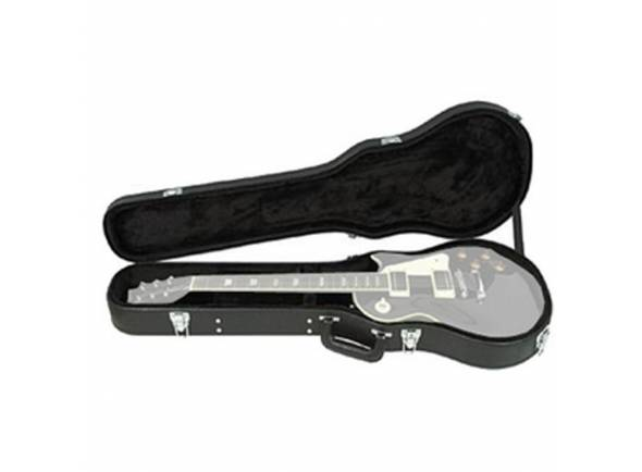 Estojo para Guitarra Eléctrica/Estojos para Guitarra Eléctrica Ashton LP APCLP