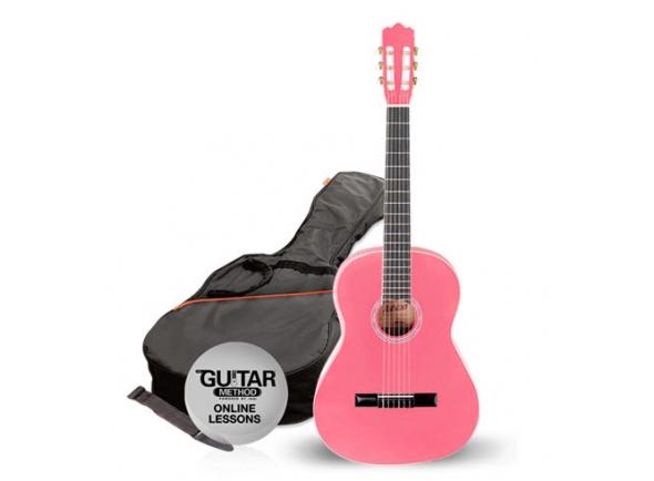 Guitarra Clássica (criança) 1/2/Guitarra Clássica Ashton SPCG12PK