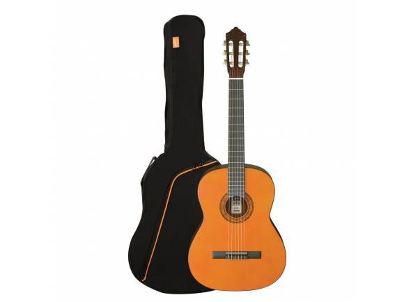 Guitarra Clássica Ashton SPCG44 Amber