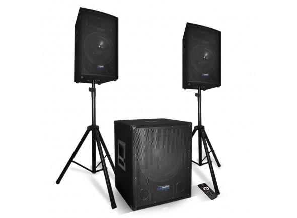 Conjuntos completos PA Audio Club   CLUB1512