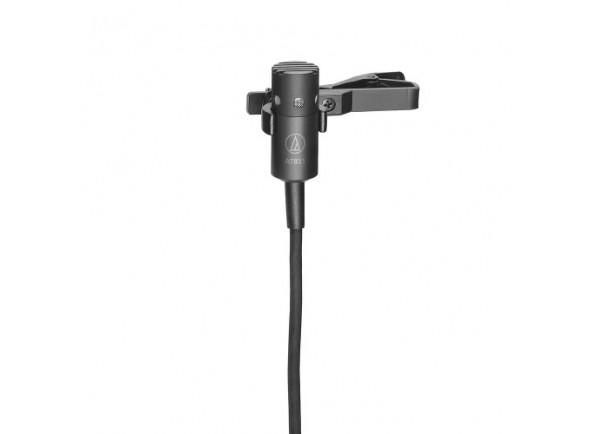 Microfone condensador de lapela/Microfone de lapela Audio Technica AT 831b