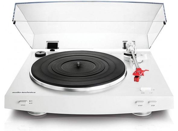 Gira-Discos de alta fidelidade/Gira-discos de alta fidelidade Audio Technica AT-LP3 WH