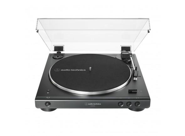 Gira-Discos automático sem fio de acionamento/Gira-discos  Audio Technica AT-LP60XBT BK