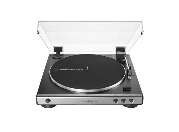 Gira-Discos automático de acionamento por correia/Gira-discos de alta fidelidade Audio Technica AT-LP60XUSB GM
