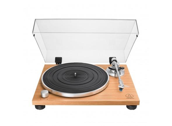 Gira-Discos de alta fidelidade/Gira-discos de alta fidelidade Audio Technica AT-LPW30TK