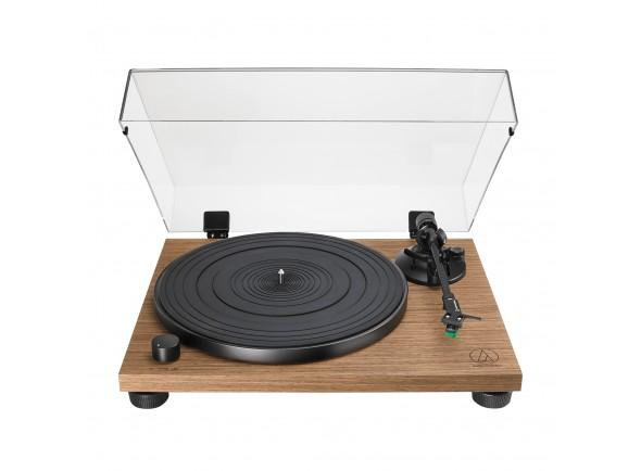 Gira-Discos de alta fidelidade/Gira-discos de alta fidelidade Audio Technica AT-LPW40WN