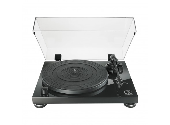 Gira-Discos de alta fidelidade/Gira-discos de alta fidelidade Audio Technica AT-LPW50PB