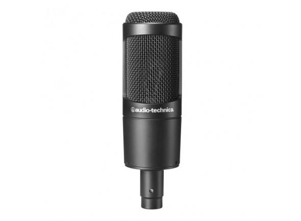 Microfone condensador membrana grande /Microfone de membrana grande Audio Technica AT2035