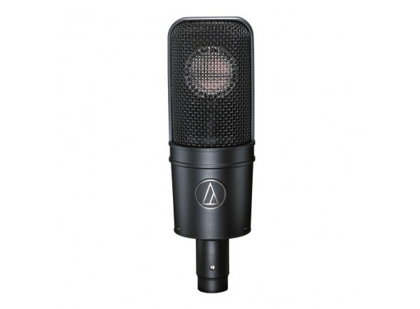 Microfone condensador de membrana grande/Microfone de membrana grande Audio Technica AT4040