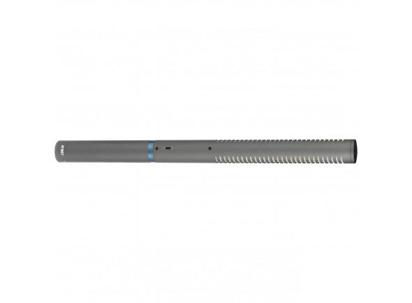 Microfone condensador membrana pequena Audio Technica  AT897