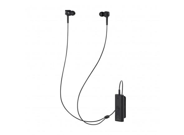Auriculares In-Ear sem fio com cancelamento de Ruído/Auscultadores in ear Audio Technica ATH-ANC100BT