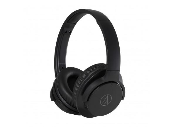 Auriculares Over-Ear sem fio com Cancelamento de Ruído/Auscultadores sem fio Audio Technica ATH-ANC500BT