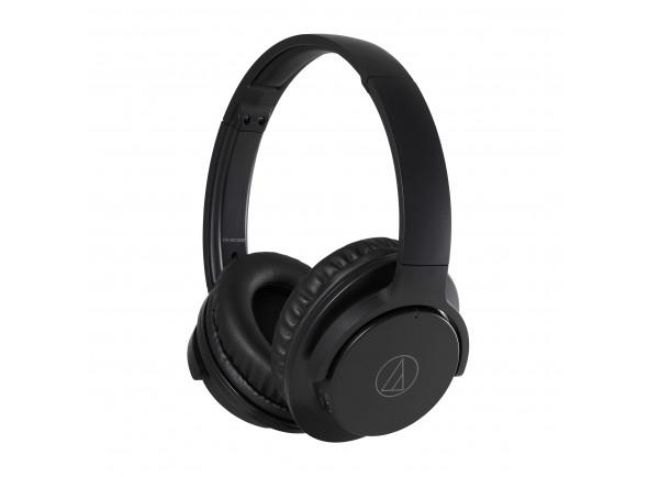 Auriculares Over-Ear sem fio com Cancelamento de Ruído/Auscultadores sem fio Audio Technica ATH-ANC500BT  B-Stock