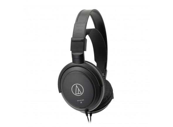 Auriculares Over-Ear Fechado SonicPro Home Studio/Auscultadores de estúdio Audio Technica ATH-AVC200
